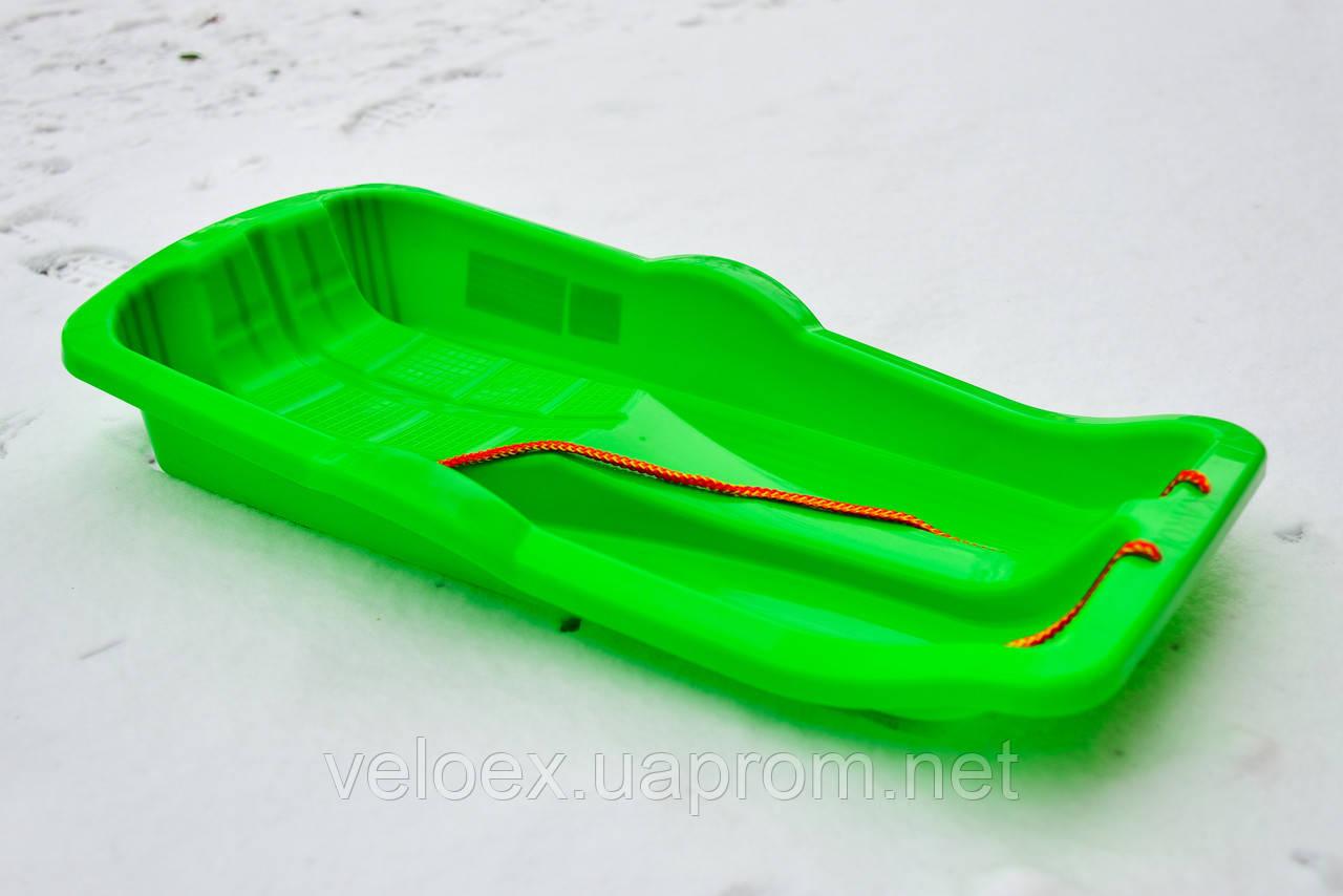 Санки Marmat Karol зеленые