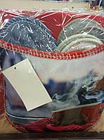 Набор тапочек для гостей Чашка кофе 5 пар, фото 1
