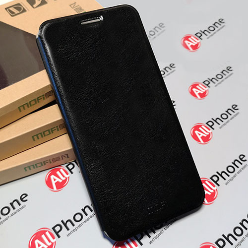 Чехол-книжка MOFI Black для Xiaomi Redmi Note 4X