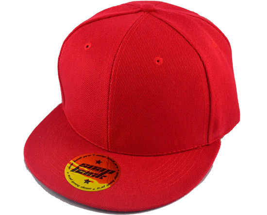 Кепка бейсболка Snapback красная Headwear proffesional - RE4187