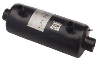 Теплообменник на 60 квт цена Кожухотрубный испаритель WTK SFE 610 Комсомольск-на-Амуре