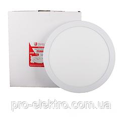 LED панелі EH-LMP-1275 кругла 4100К /Ø 300мм/24W/2160Lm /120°