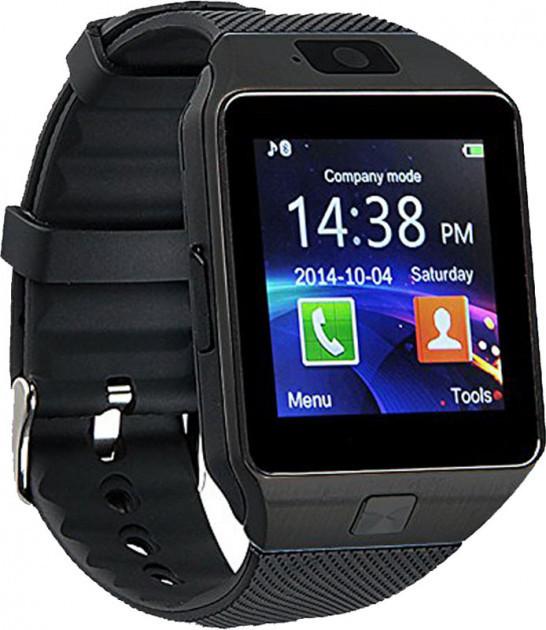 Часы Smart Watch DZ09 Black Гарантия 1 месяц