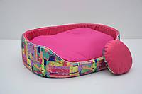 Лежак для собак и котов Орхидея 320х430х125 №1, фото 1