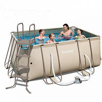 BestWay Бассейн сборный  Metal Frame Pool 56241 (412х201х122 см.)