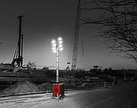 Осветительные мачты -  Основные сферы применения осветительных мачт.
