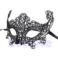 Маски карнавальные венецианская празничная