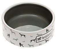 Ferplast JUNO Керамическая миска для собак