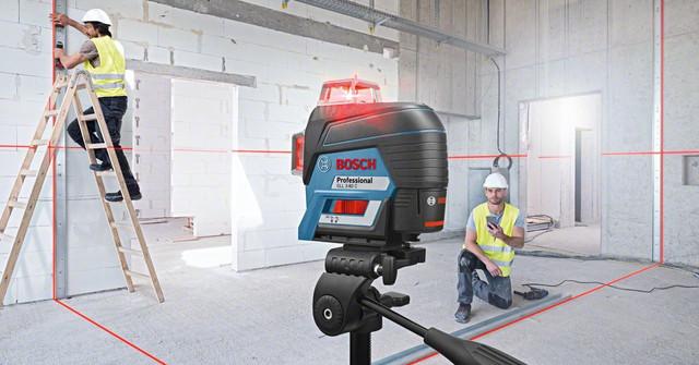 Купить лазерный уровень Bosch KAPRO Stanley в Украине