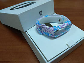 Фитнес-браслет Xiaomi Mi Band 2 (Black) ОРИГИНАЛ + ремешок (Mix color 3) Гарантия 3 месяца, фото 3