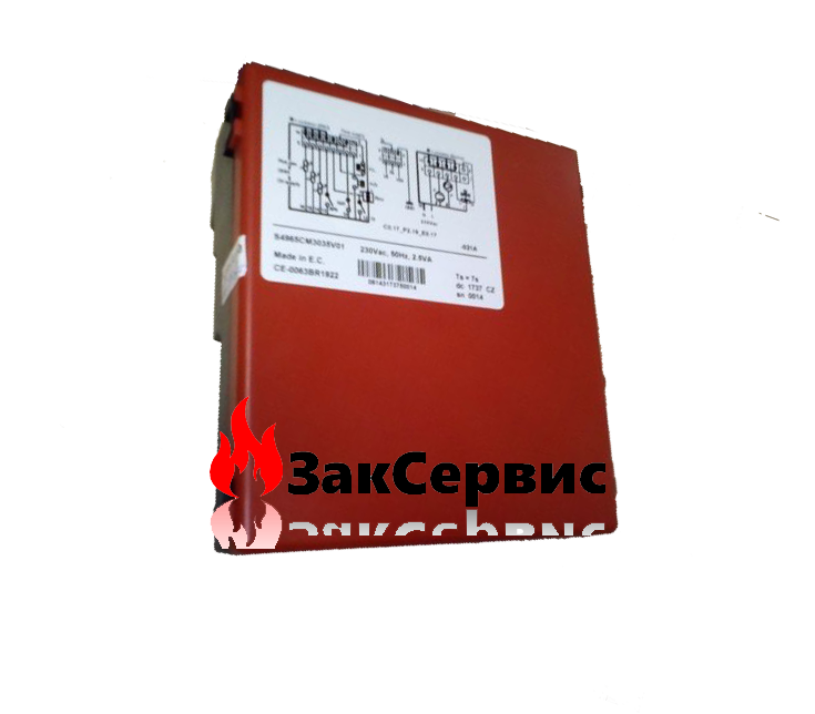 Плата розжига а битермический котел E.C.A. Proteus, Colora, Confeo, Fortius S4965CM3035V01U 7006901452