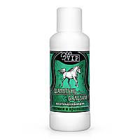 Шампунь-бальзам Зоо Vip для лошадей восстанавливающий с дегтем и прополисом, 500 мл