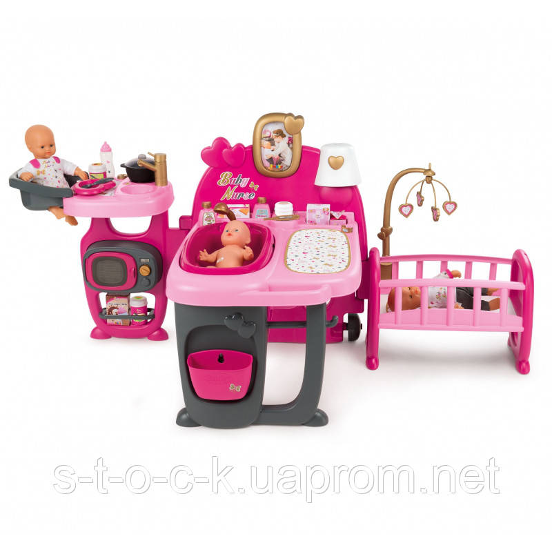 Набор для пупса Baby Nurse Smoby 220327.Новинка 2018 года