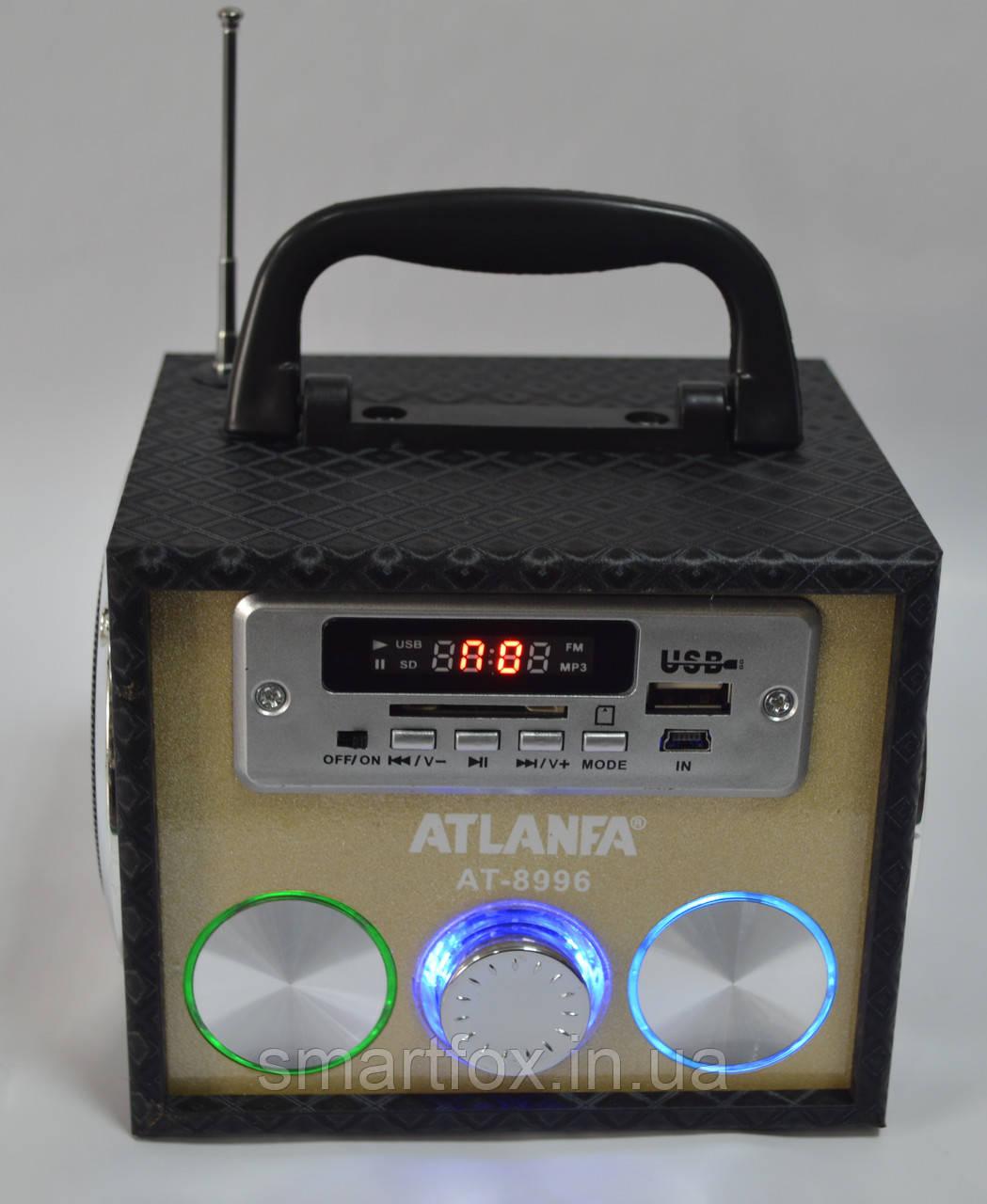 Портативная колонка ATLANFA AT-8996