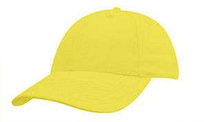 Детская кепка бейсболка желтая Headwear proffesional - 00667