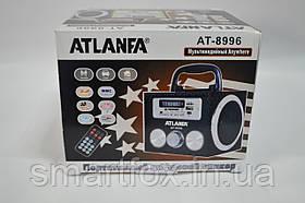 Портативная колонка ATLANFA AT-8996, фото 3