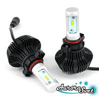 LED лампы в автомобиль. Лучшая альтернатива ксенону. LED фары ZES 2. В противотуманные фары PSX-24(H16)