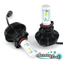LED лампи в автомобіль. Найкраща альтернатива ксенону. LED фари ZES 2. У протитуманні фари PSX-24(H16)