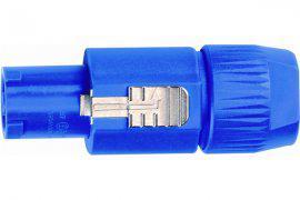 Коннектор Powercon female (мама) QUIK LOK NS236
