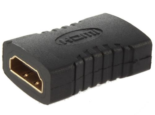 HDMI F (female) to HDMI F (female) соединитель переходник адаптер прямой для соединения HDMI (39104)