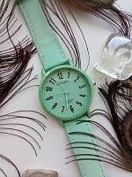 Купить Женские наручные часы Oulijia  бирюзовые
