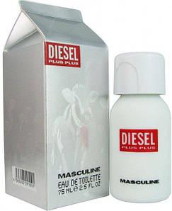 Туалетная вода мужская Diesel Plus Plus Masculine, 75 мл