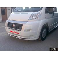 """Передний бампер """"Узкий"""" Peugeot Boxer (2006-2013)"""