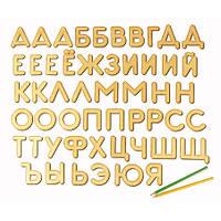 "Набор ""Буквы на магнитах"", Woody"