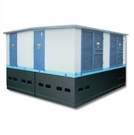 Монтаж трансформаторных подстанций (МТП, КТП, КТПГС)