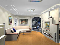 Дизайн интерьеров жилых помещений, фото 1