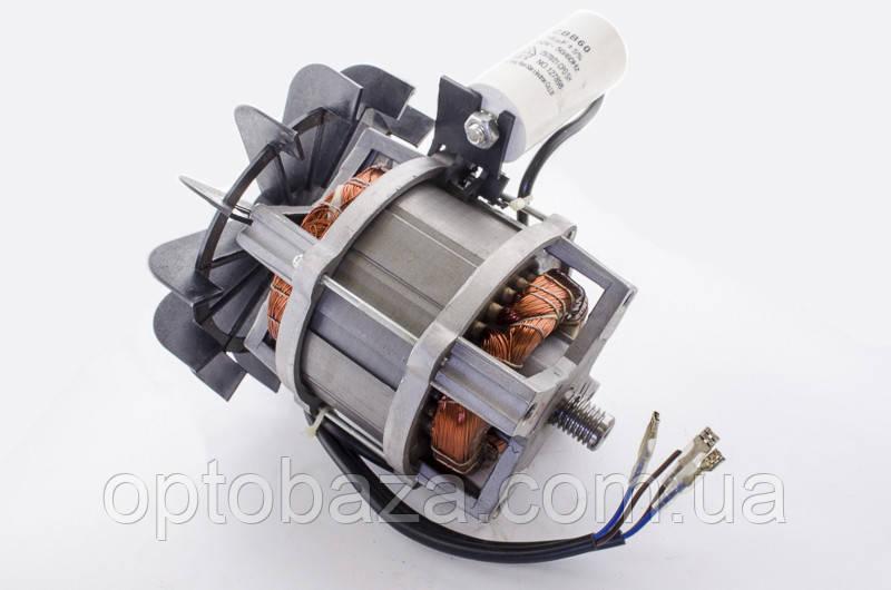 Двигатель бетономешалки 800W (Венгрия)