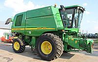 Зерноуборочный комбайн John Deere 9880i STS 2005 года, фото 1