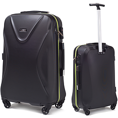 Вализа / чемодан ручная кладь дорожня 30 л ультралегкий чемодан VINCI 518, 25 місяців гарантія