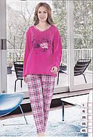 Большого размера женская пижама на байке
