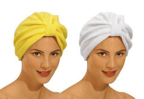 Чалма для сушки волос после мытья