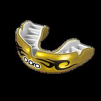 Капа OPRO Power-Fit Bling-Urban Series Gold /White (art.002269003), фото 2