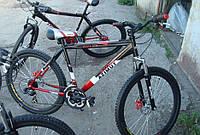 Горный одноподвесный велосипед AZIMUT OMEGA D 26'' New-2016