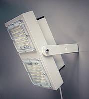 Промышленный LED светильник 64W, светодиодный консольный прожектор