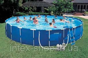 Каркасный бассейн Intex 54950 (732 х 132 см.), фото 2