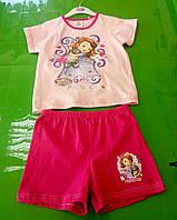 Пижама на девочку 4-5 лет 110 см