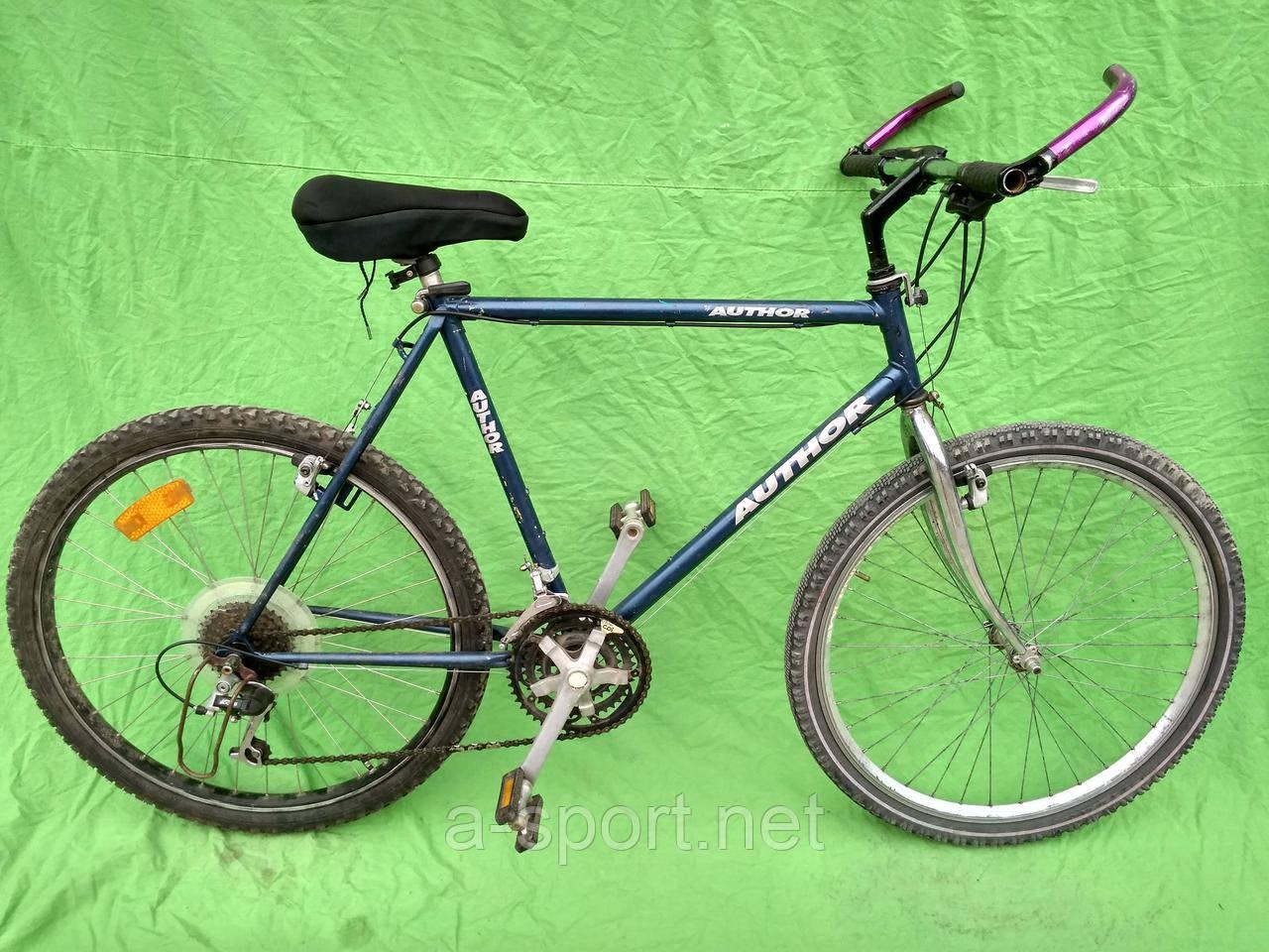 Гірський велосипед Author