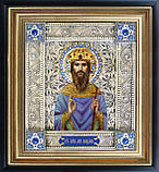 Святой преподобный мученик Вадим скань икона
