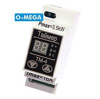 Таймер для инкубатора ТМ-4 цифровой 16А, фото 1