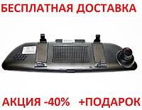 "D35 / K35 Зеркало заднего вида регистратор, 7"" сенсор Original 2 камеры, GPS навигатор, WiFi, 8Gb, Android, 3G, фото 1"