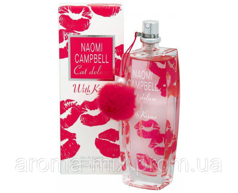 Naomi Campbell Cat Deluxe with Kisses - женская туалетная вода