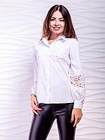 Блузка женская с красивым кружевом (2478)