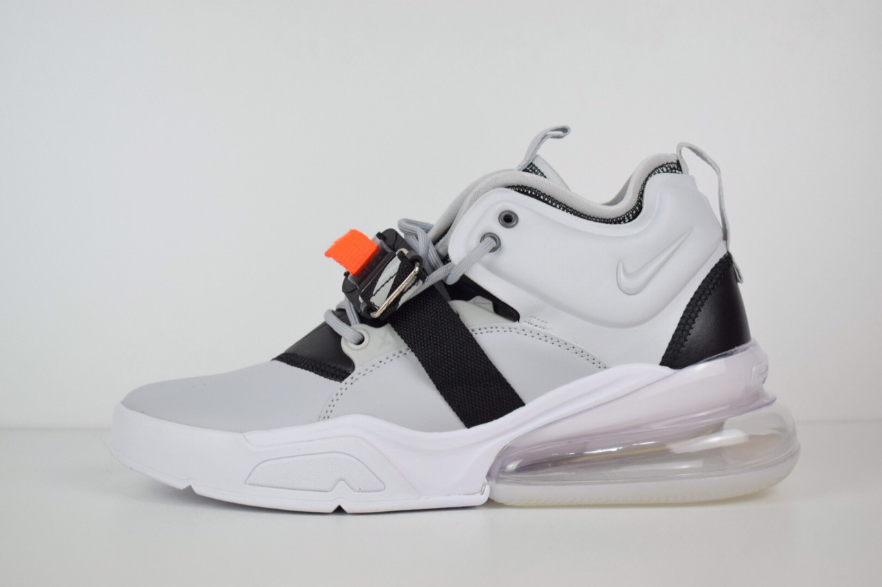 """Кроссовки Nike Air Force 270 """"White"""" (Белые)"""