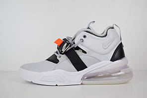 "Кроссовки Nike Air Force 270 ""White"" (Белые), фото 2"