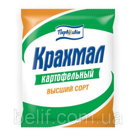 Крохмаль картопляний 250гр/25