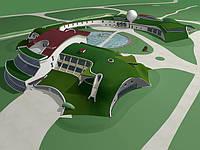 Архитектурное проектирование общественных зданий и сооружений